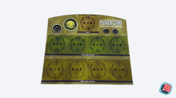 Playmat Power Grid