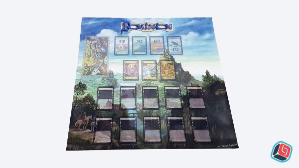 Playmat Dominion