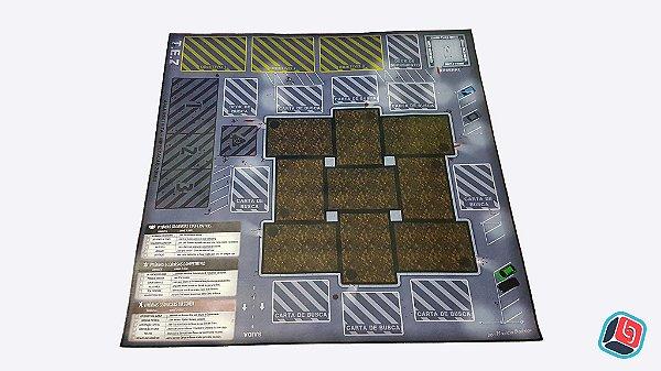 Playmat Tiny Epic Zombies