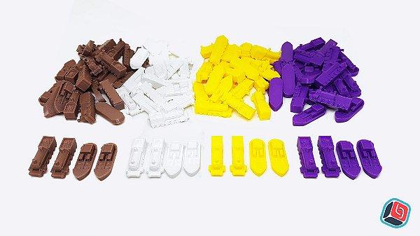 Kit de Miniaturas Brass
