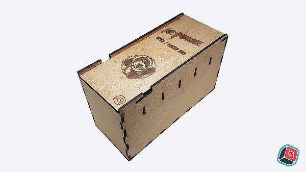 Deck e Token Box Keyforge