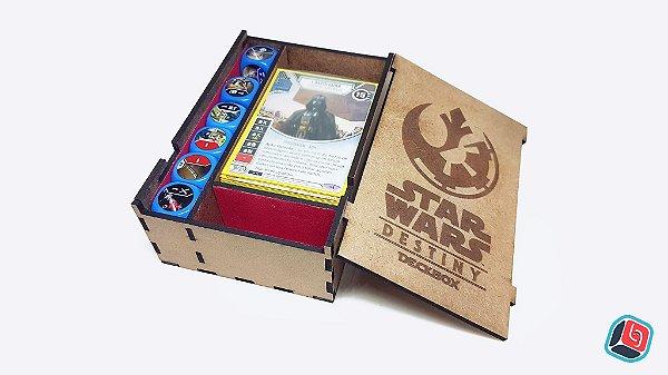 Deck e Token Box Star Wars Destiny