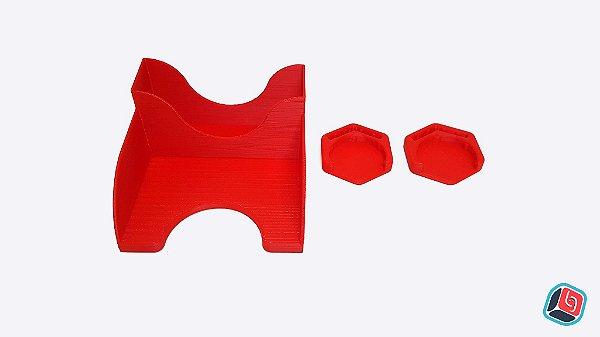 Card Holder Gloomhaven com Base para Miniatura