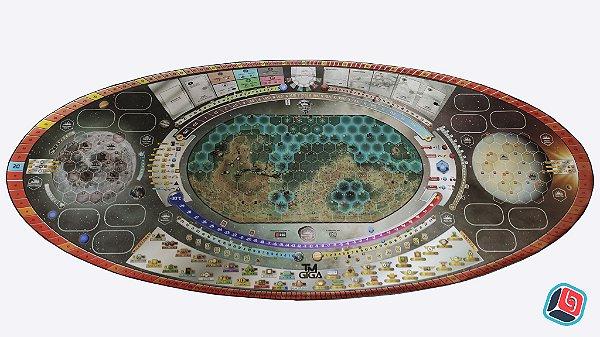 Playmat Terraforming Mars GIGA Expansion