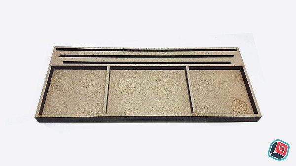 Card Holder com Compartimentos