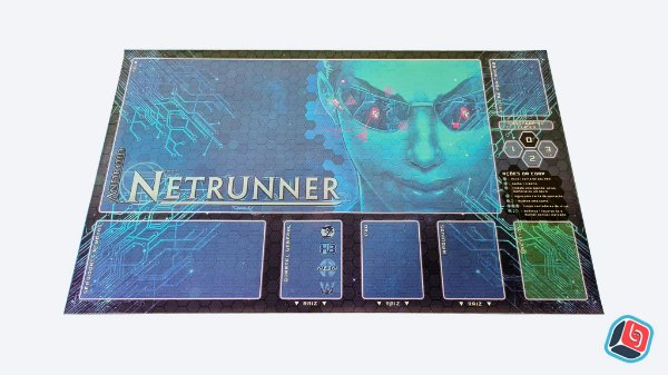 Playmat Android Netrunner - 2 unidades