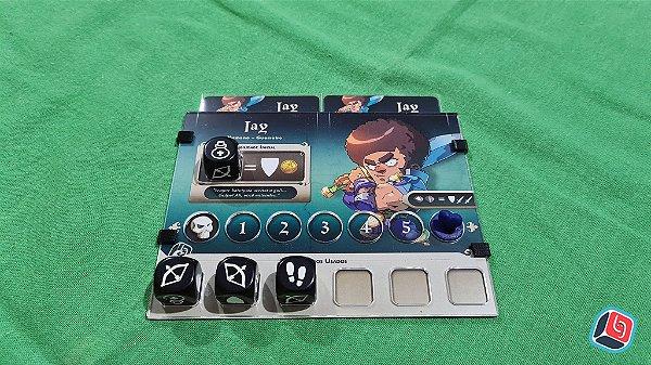 Overlay Masmorra Dungeons of Arcadia - 5 unidades