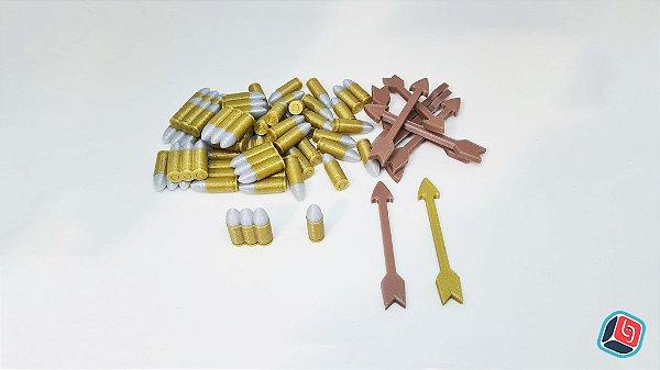 Kit de Marcadores 3D Bang! The Dice