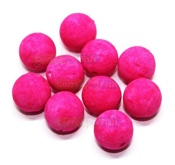 Eva Boleado Pesca - Pink Luminoso Neon