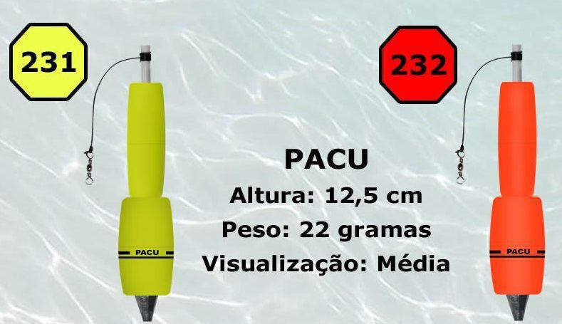 Boia Torpedo JR Pacu 22g