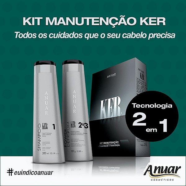KIT MANUTENCAO KER 600ML