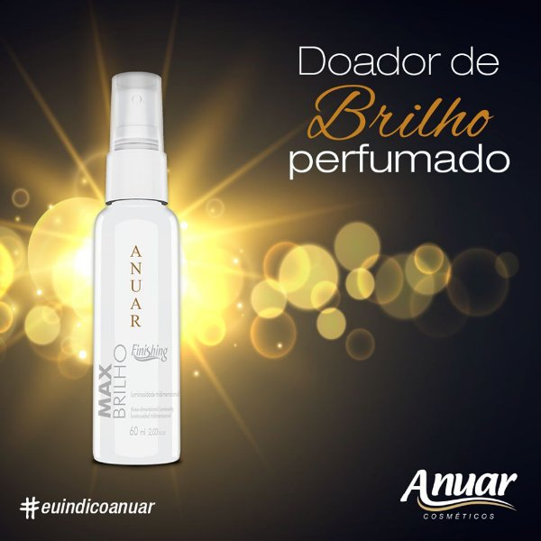 MAX BRILHO FINISHING 60ML