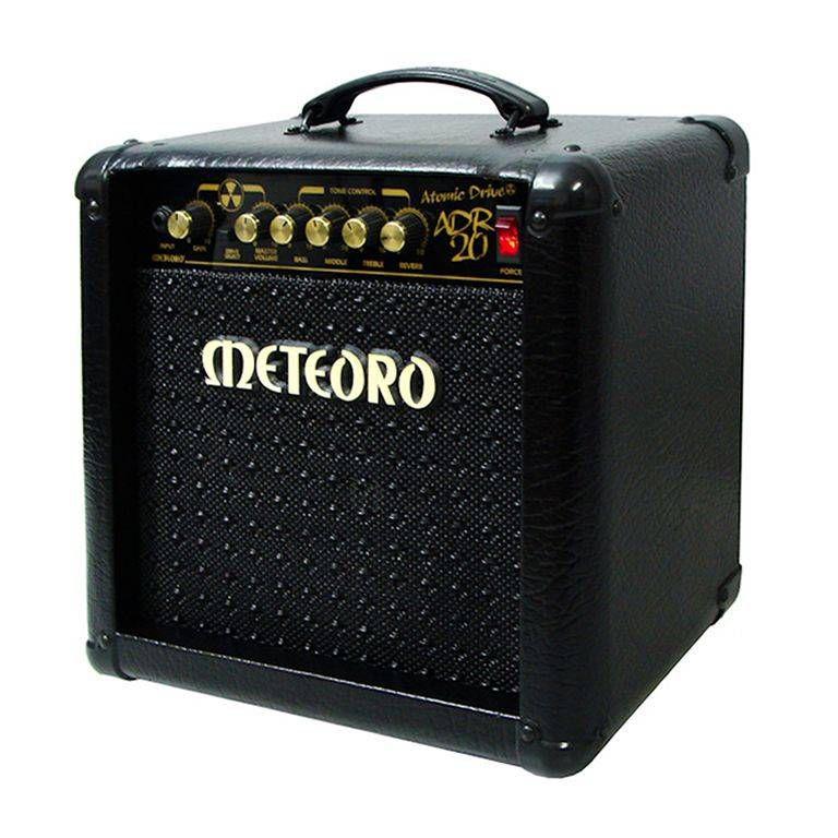 Amplificador Guitarra Meteoro Atomic Drive 20 ADR - Bivolt Manual