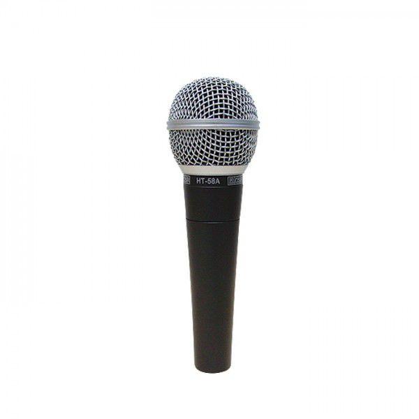 Microfone CSR HT 58A, com fio