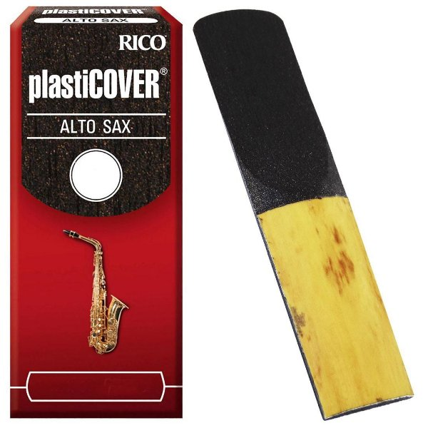Palheta Saxofone Alto Rico Plasticover