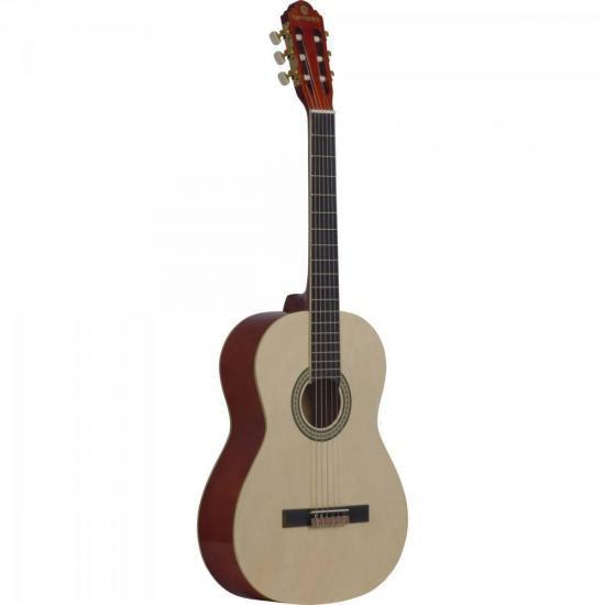 Violão Acústico Harmonics GNA 111 Nylon Natural