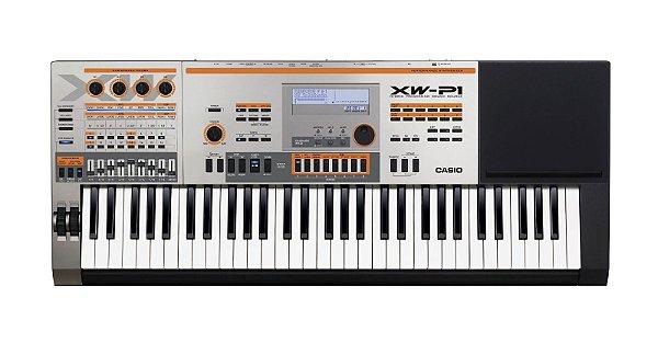 Teclado Sintetizador Casio XW-P1