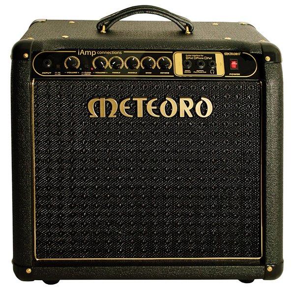 Amplificador Guitarra Meteoro I Amp Connections 50W RMS - Bivolt Manual