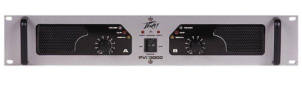 Amplificador de Potência Peavey PVI 3000 2300W Rms 2 Ohms