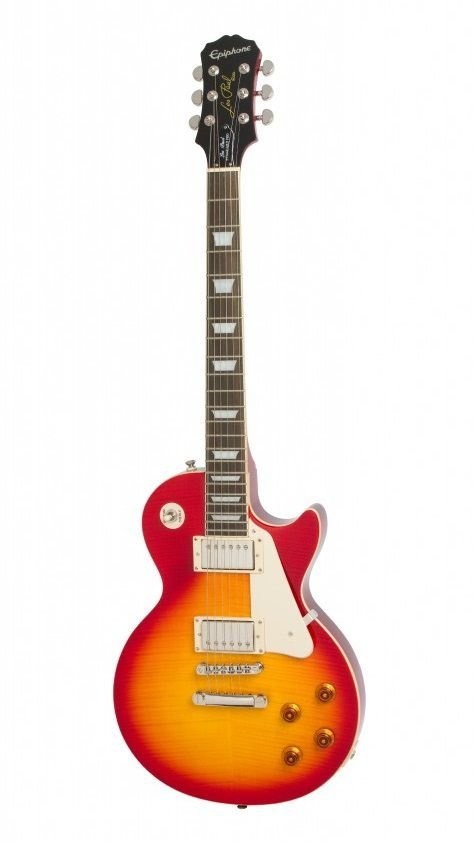 Guitarra Epiphone Les Paul Standard Plus Top PRO Heritage Cherry Sunburst