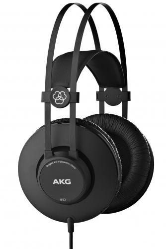 Fone de Ouvido Profissional Estúdio Fechado K52