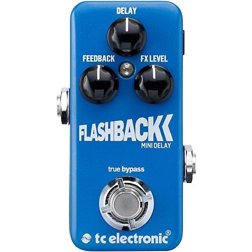 Pedal Guitarra TC Electronic Flashback Mini Delay