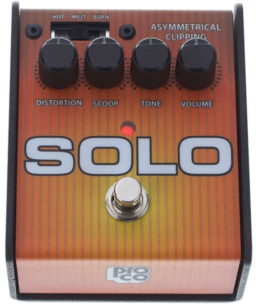 Pedal Guitarra Pro Co Sound Rat Solo - Semi Novo