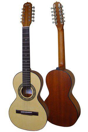 Viola Caipira Acústica Rozini RV-151 Ponteio