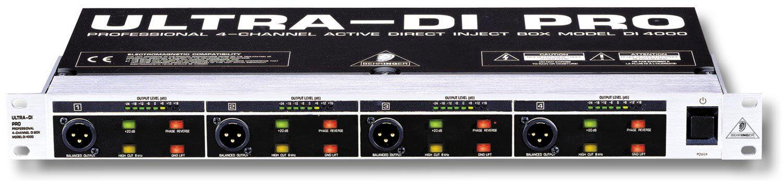Direct Box Behringer Ultra DI Pro DI-4000