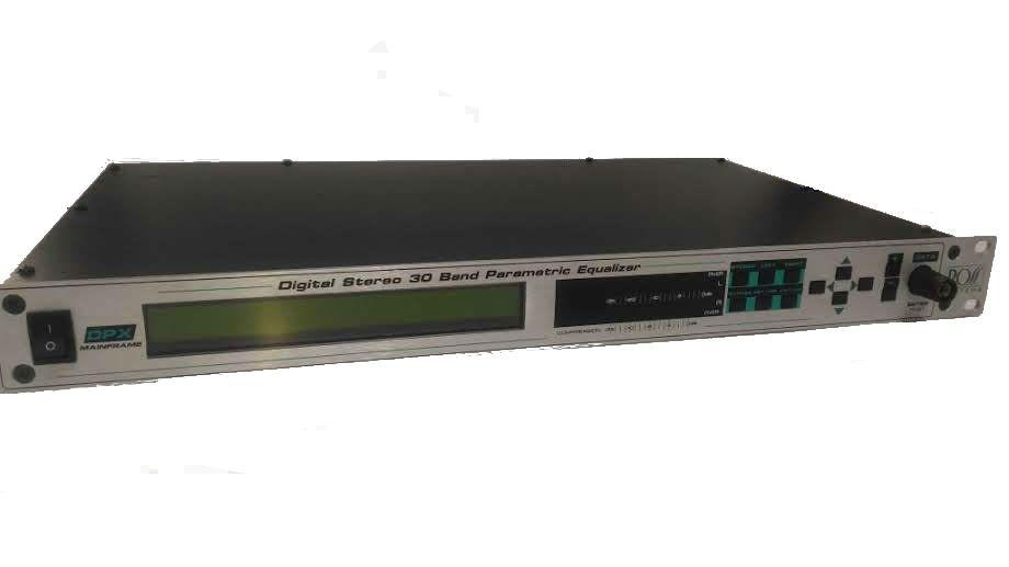Equalizador Digital Ross Systems DPX-30