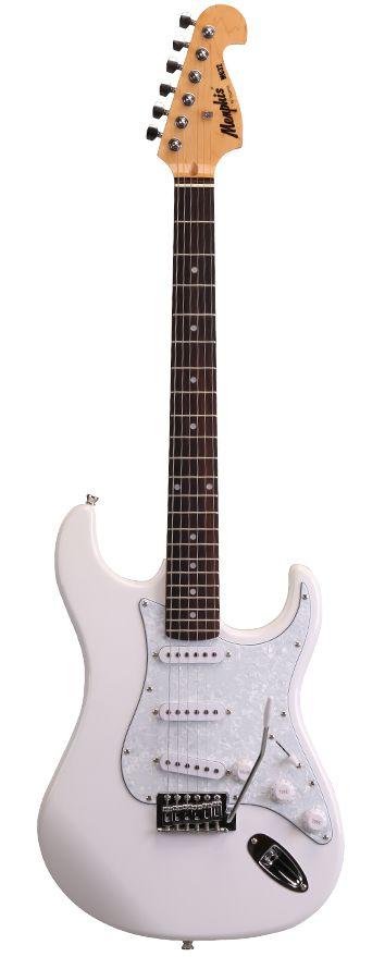 Guitarra Tagima Memphis Strato MG 32 WH Branca