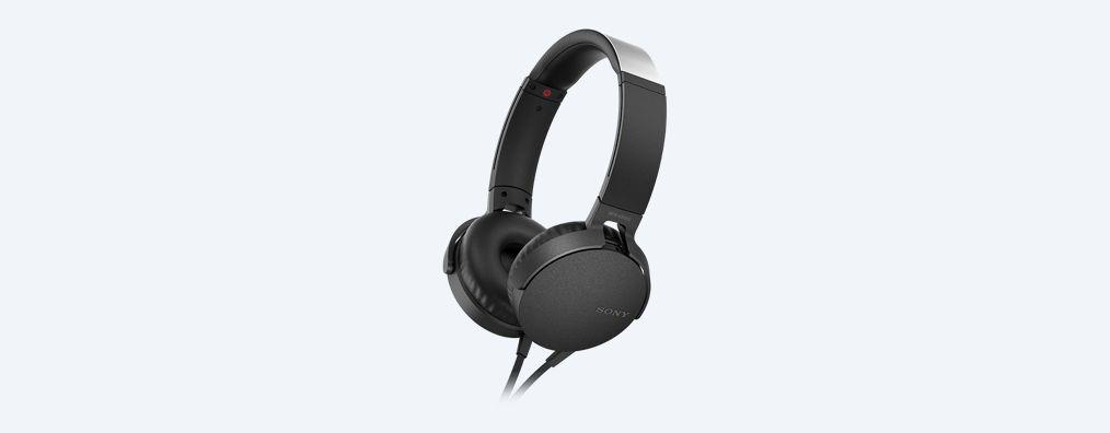 Fone de Ouvido Sony Over-Ear XB550AP com EXTRA BASS