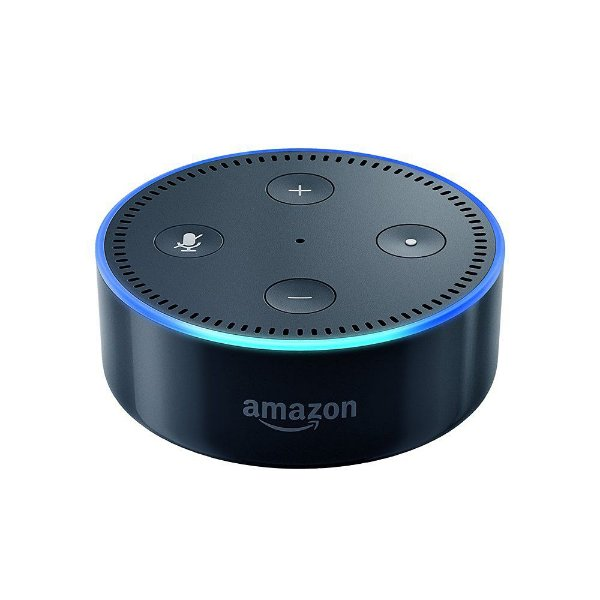 Assistente Pessoal Echo Dot Amazon Alexa 2a Geração
