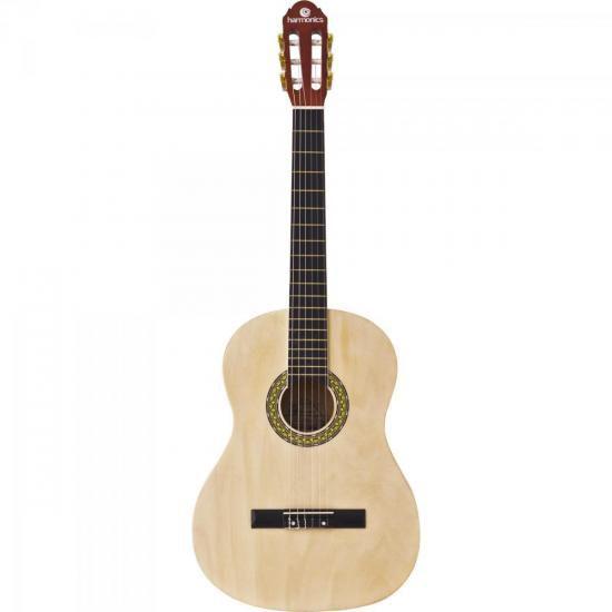 Violão Acústico Harmonics GC-10 Nylon Natural