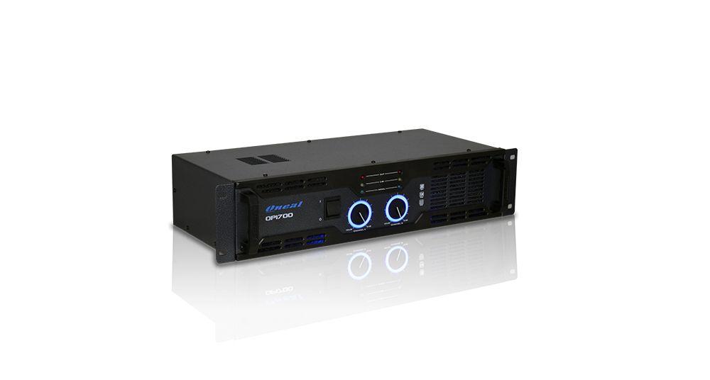 Amplificador de Potência Oneal OP 1700 110W Rms