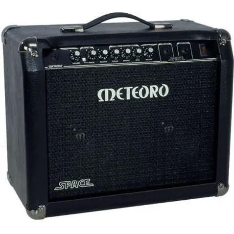 Amplificador Guitarra Meteoro Space 50W RMS Seminovo - Bivolt Manual
