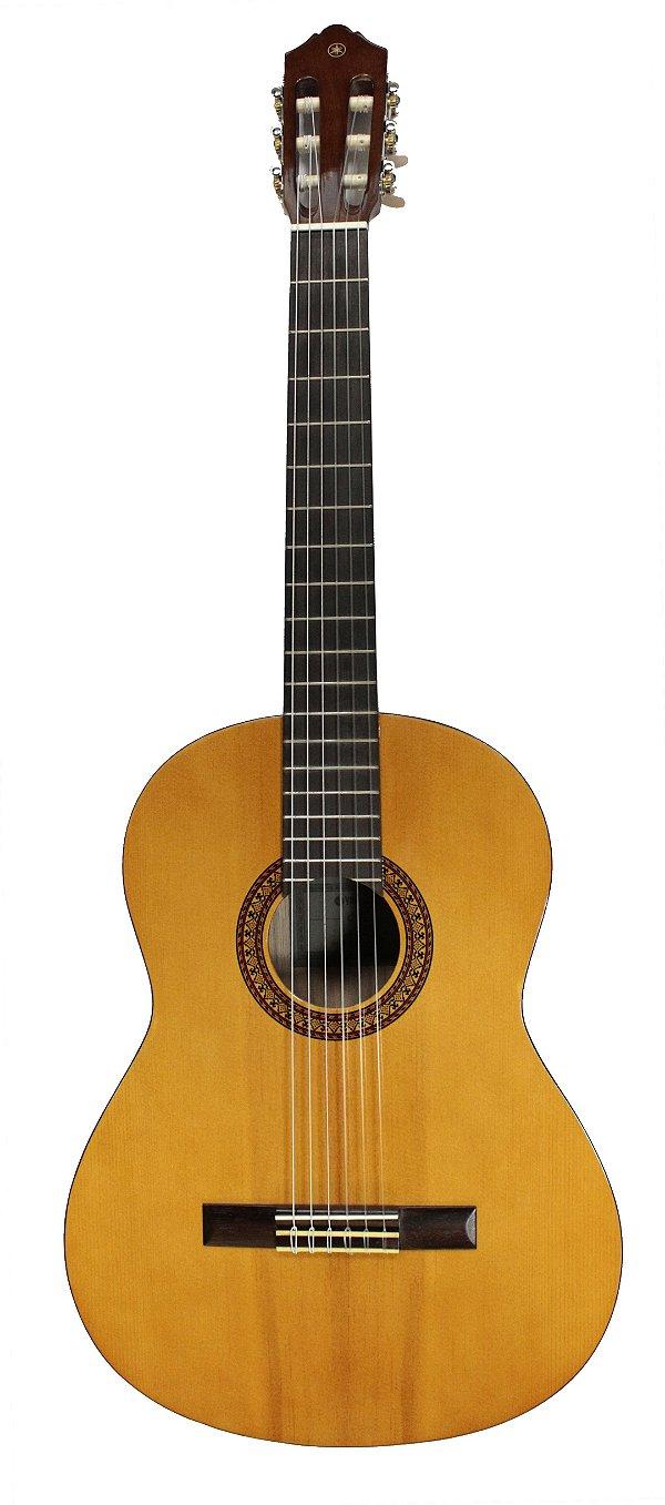 Violão Acústico Yamaha Clássico Nylon C45 Natural