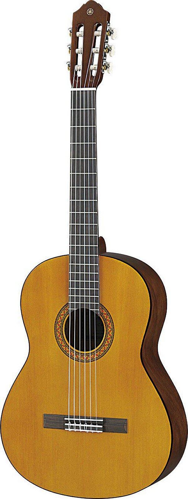 Violão Acústico Yamaha Clássico Nylon C40M II Natural