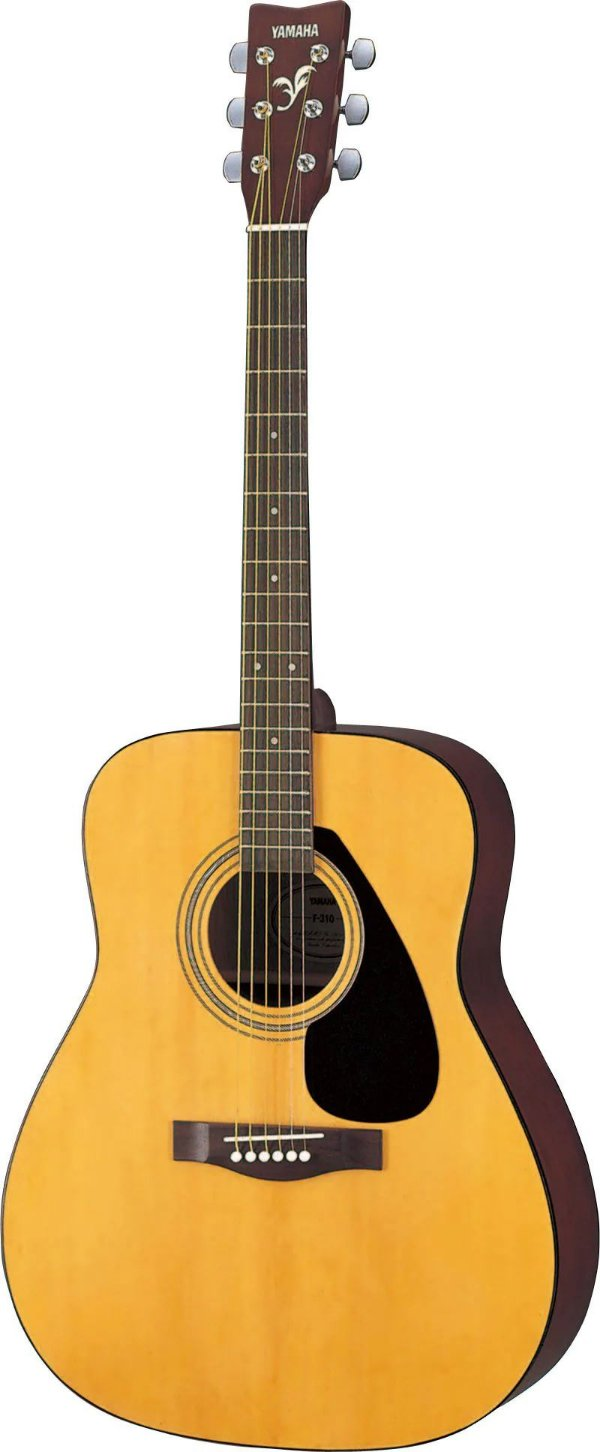 Violão Acústico Yamaha Dreadnought F310 Natural