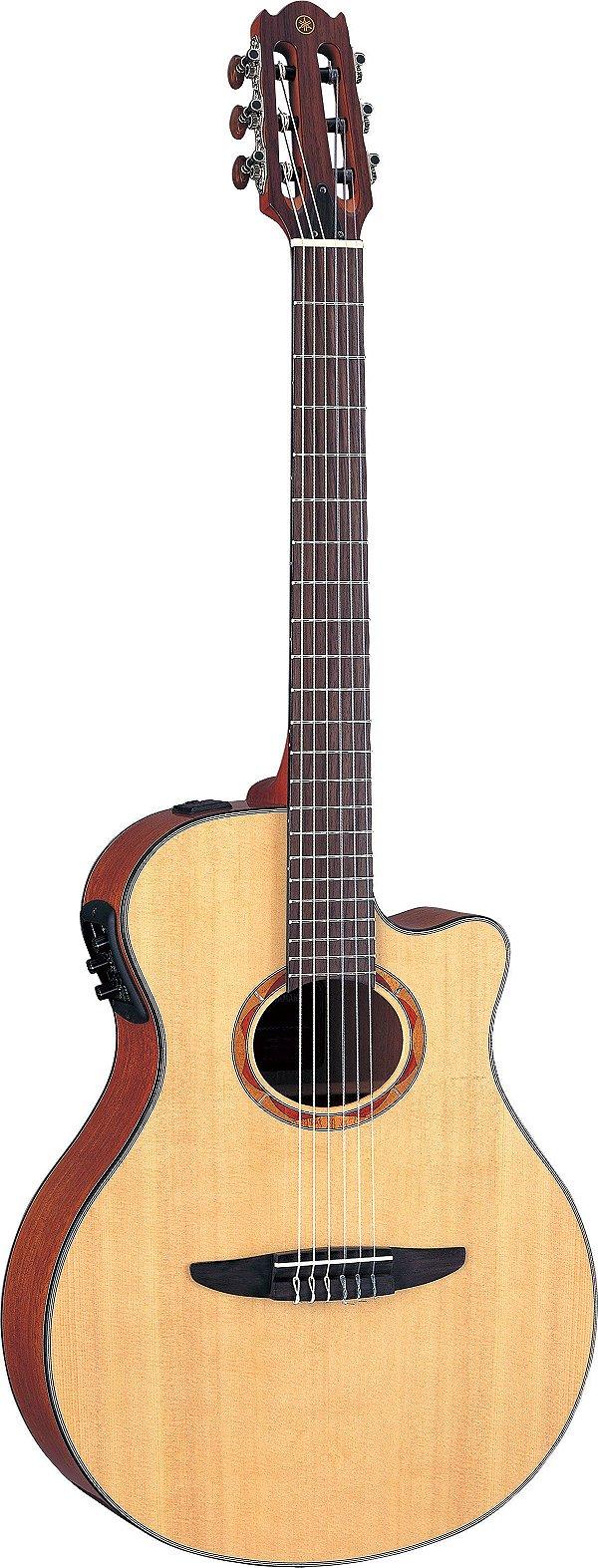 Violão Eletroacústico Yamaha Nylon NTX700 Natural
