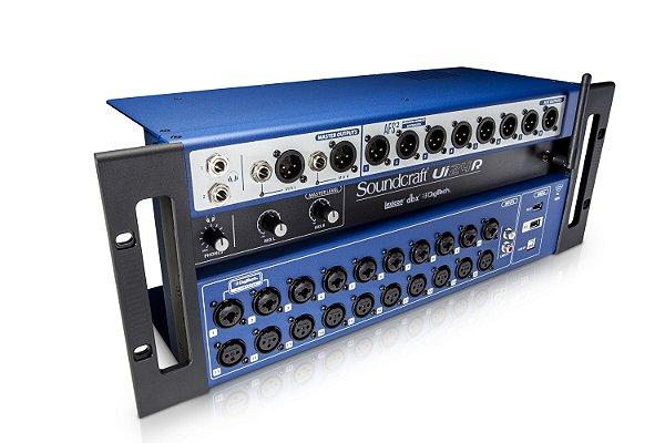 Mesa Digital Soundcraft Ui24R 24 Canais Wifi USB