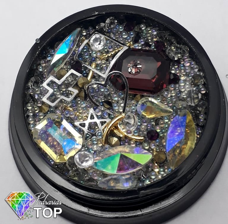 Coleção Cristalinas de Luxo - Ref. 211