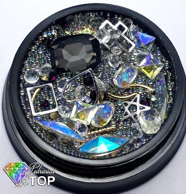Coleção Cristalinas de Luxo - Ref. 210