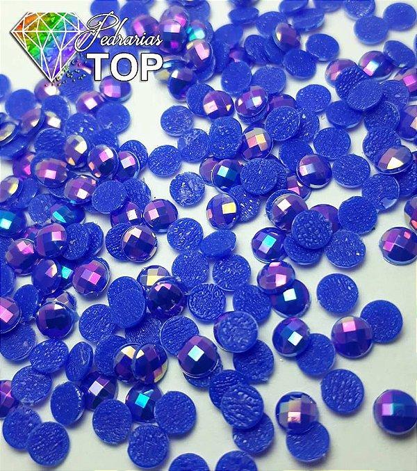 Chaton boreal azul abic 4mm - 30 unidades