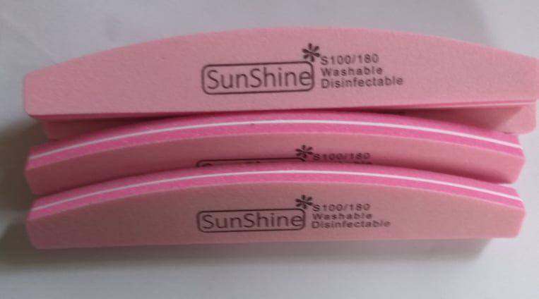 Lixa sunshine - 1 unidade