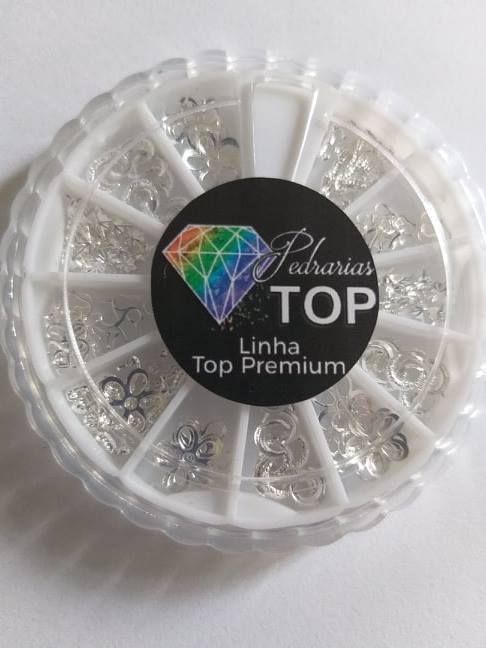 Disco formatos para decoração de unhas ref. 003