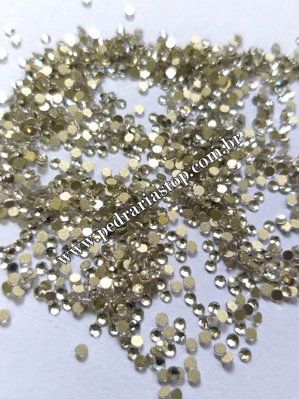 Crystal Swarovski 2mm - Aprox. 50 pcs