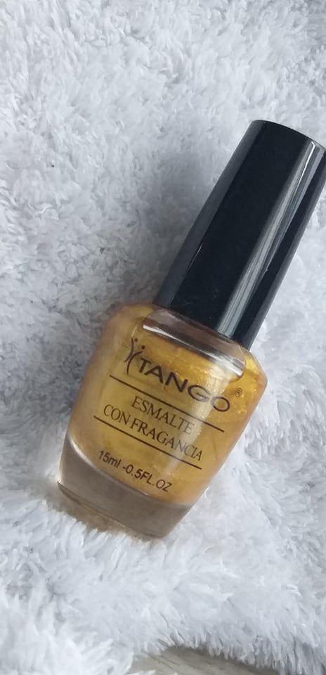 Esmalte Tango dourado  - Ref. 087