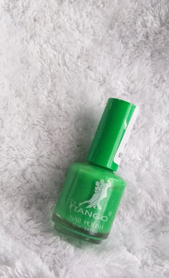 Esmalte Tango neon verde - Ref.097