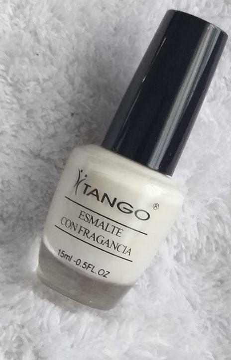 Esmalte Tango neon branco - Ref. 092